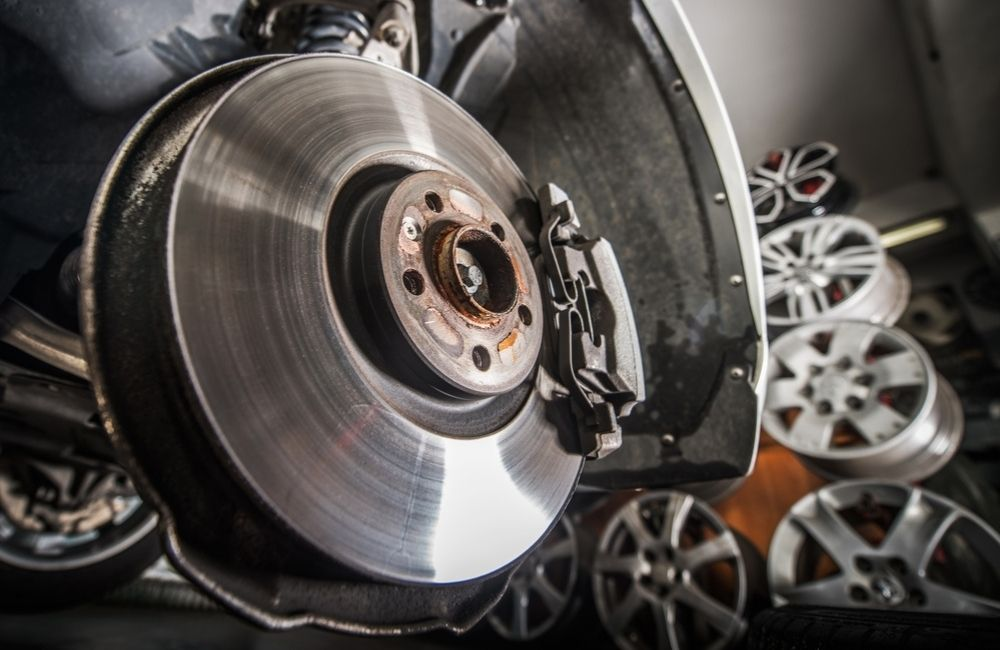 Knowing the number of brake pads for your vehicle.