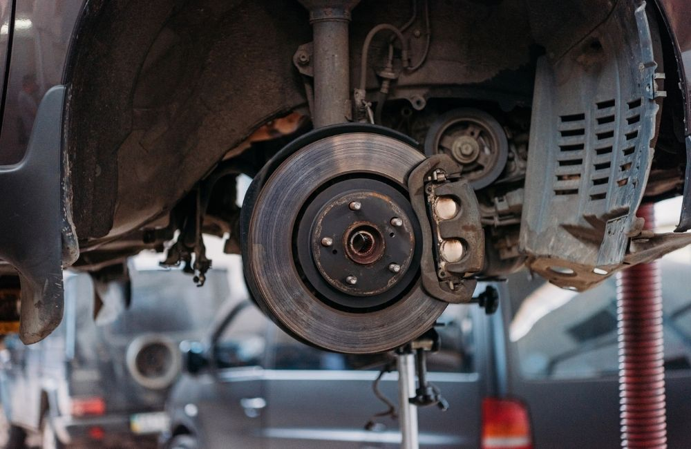 Is it bad to drive with grinding brakes?