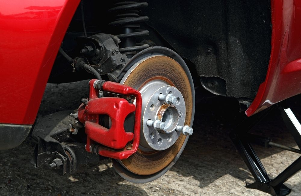 Learn the ways to dispose of your old brake rotors.
