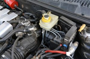What can I use as a substitute for my power steering fluid?